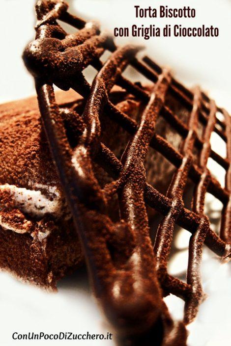 torta-biscotto-con-griglia-al-cioccolato