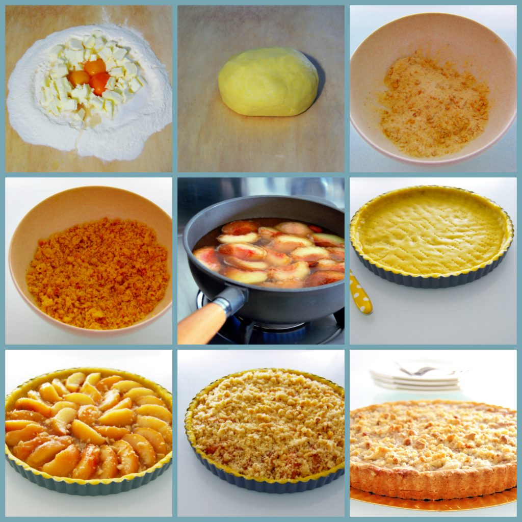 crostata Collage