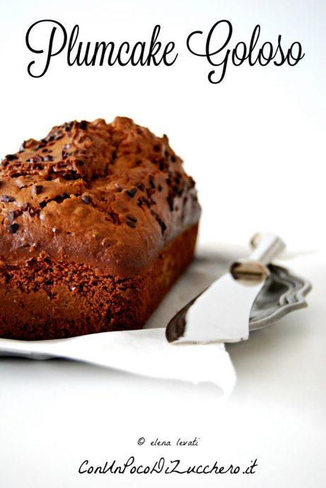 plumcake goloso