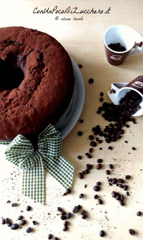 ciambellone al caffè e cacao 2