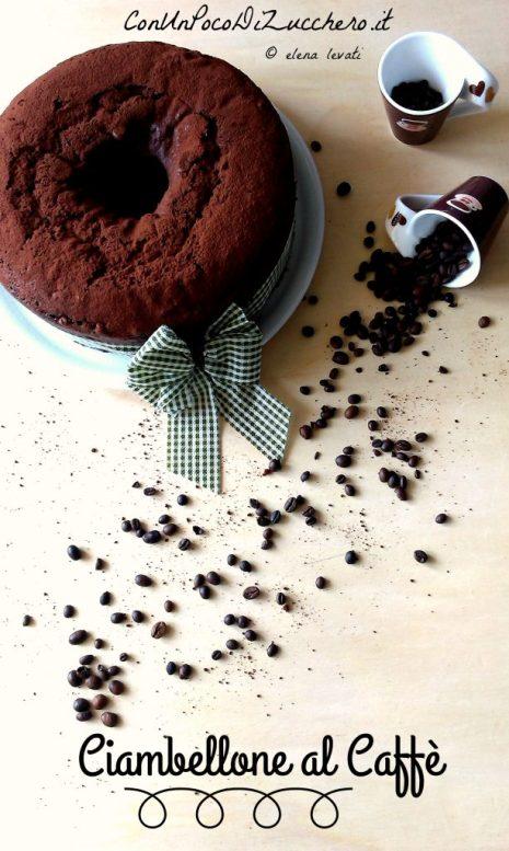 ciambellone al caffè e cacao