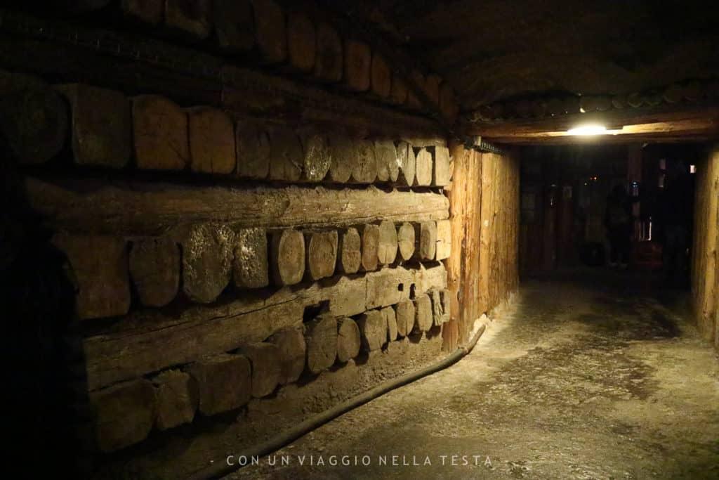 Miniere di sale Cracovia Wieliczka visita e informazioni