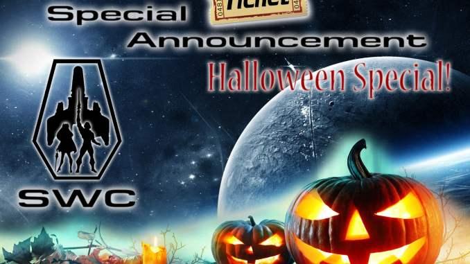 Star Warrior Con - Halloween-Special