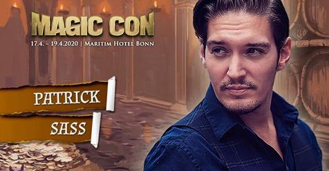 Patrick Sass Magic Con