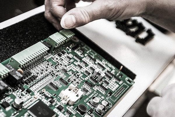 PCB Optical inspection Converdan