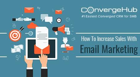 نتيجة بحث الصور عن How Email Marketing Increase Sales