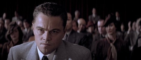 J Edgar Movie Still Leonardo DiCaprio