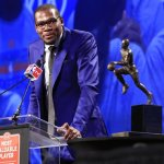 Kevin Durant's MVP speech is the best Mother's Day gift ever