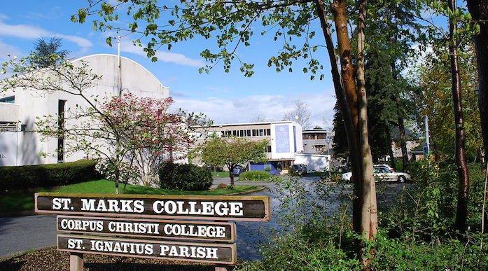 St. Mark's College