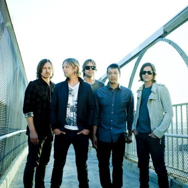 Switchfoot Band Shot