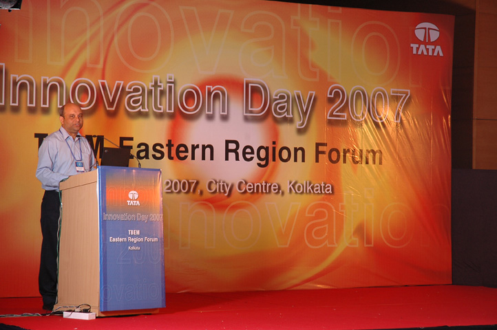 TATA Innovation Day, 2007