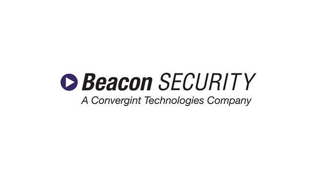 Beacon Security logo header image