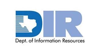 DIR Department of Information Resources header image