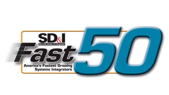 SDI Fast 50 header image