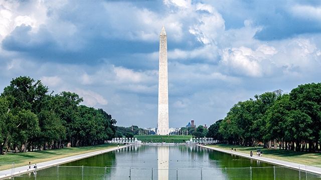Washington Monument header image