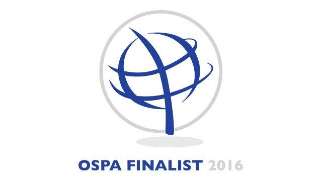 OSPA Finalist 2016 logo header image