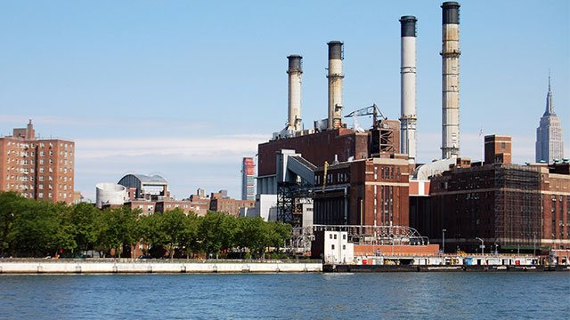 New York Water Waste Plant header image