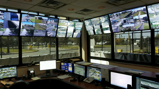 PVSC security solution monitors