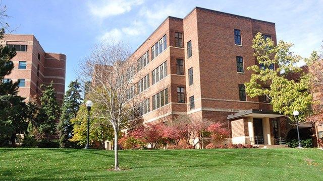 Brick Building on University of Minnesota St. Paul Campus header image