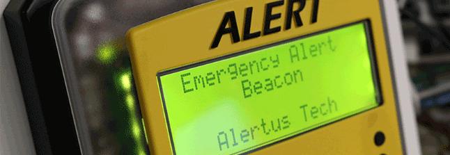 Convergint Alertus Emergency Alert System