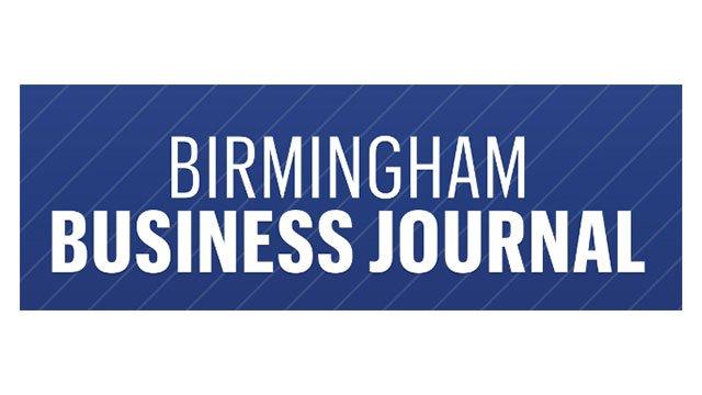 Birmingham Business Journal header Image