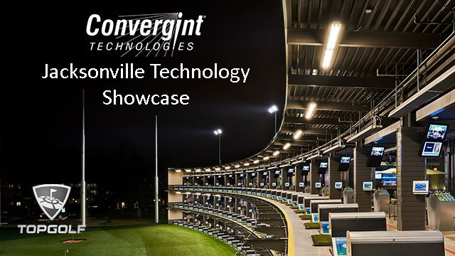 Top Golf broad view Jacksonville Technology Showcase header image