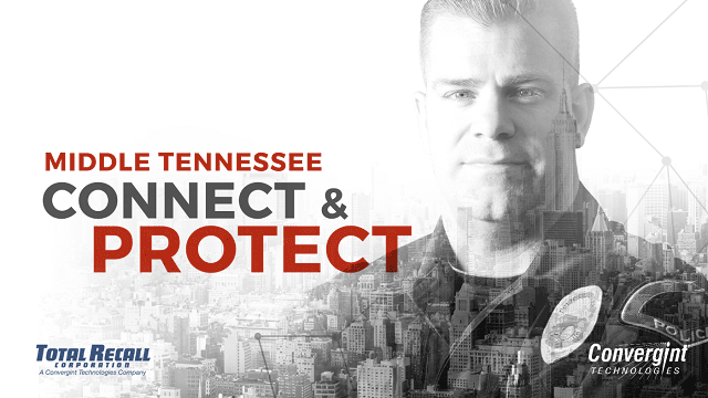 Middle Tennessee Connect and Protect Total Recall header image