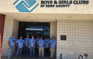 Boys & Girls Club of Kern County Convergint Day