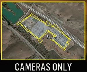 Image with cameras only captured