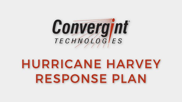 Hurricane Harvey Response Plan Header Image