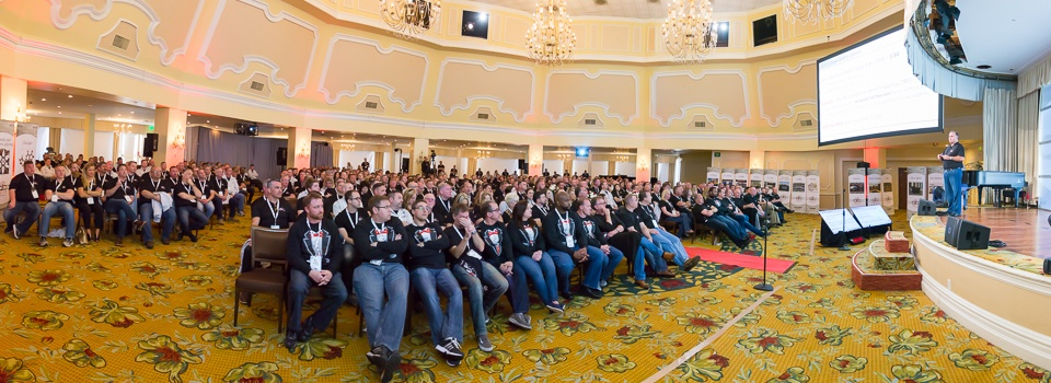 Unity Conference Auditorium Speech