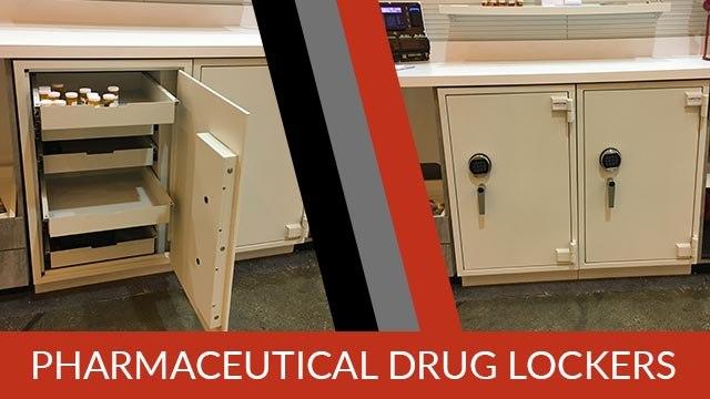 Pharmaceutical Drug Lockers Fire Alarm Header Image