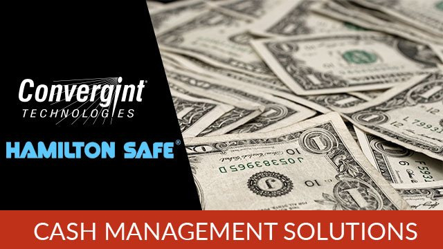 Convergint Cash Management Solutions Header Image