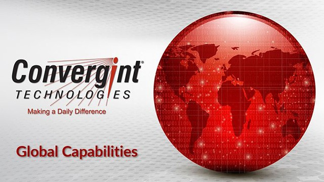 Convergint's Global Capabilities Header Image