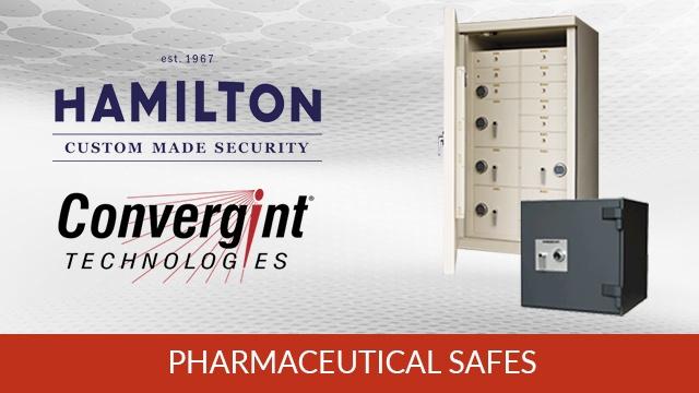 Hamilton Pharmaceutical Safes Header Image