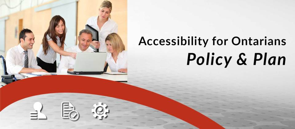Accessibility for Ontarians Policy and Plan Web Page Image