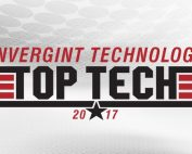 Convergint Technologies Top Tech 2017 Header Image