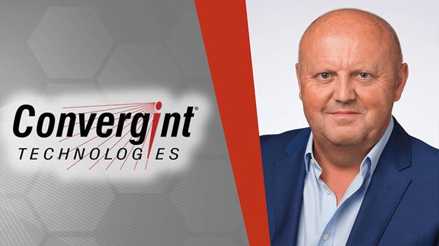 Convergint Technologies Steve Dorking Header Image
