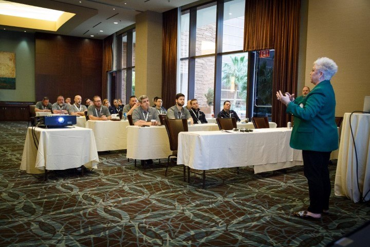 Convergint Nation Conference 2018 Women Speech Image