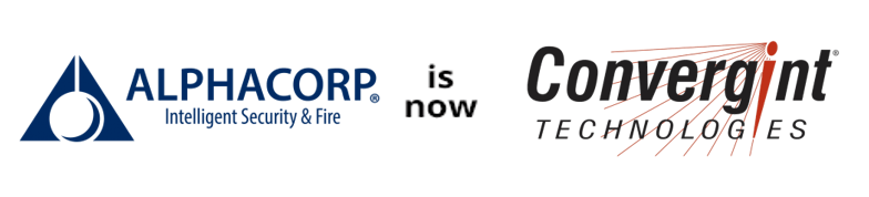 Alphacorp Is Now Convergint Image