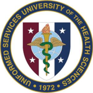 Uniformed Services University of Health Sciences Logo