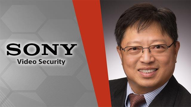 Allen Chan Convergint partner from Sony Bosch