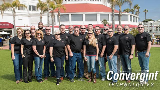 Convergint Dallas Team