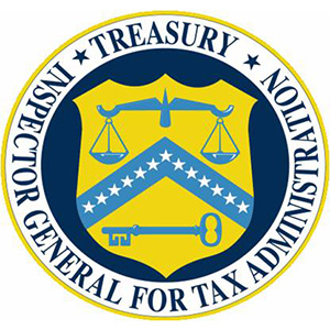 Department of Treasury logo