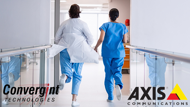 nurses running in hallways
