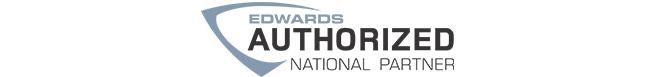 Edwards National Partner Logo