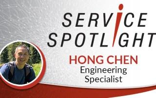 Hong Chen Service Spotlight Specialist