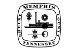 Shelby Memphis County Tennessee Logo