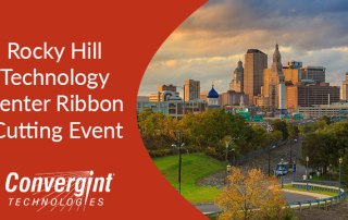Connecticut skyline for Rocky Hill Technology Event