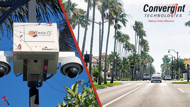 The City of Venice Adds CrimeEye Cameras